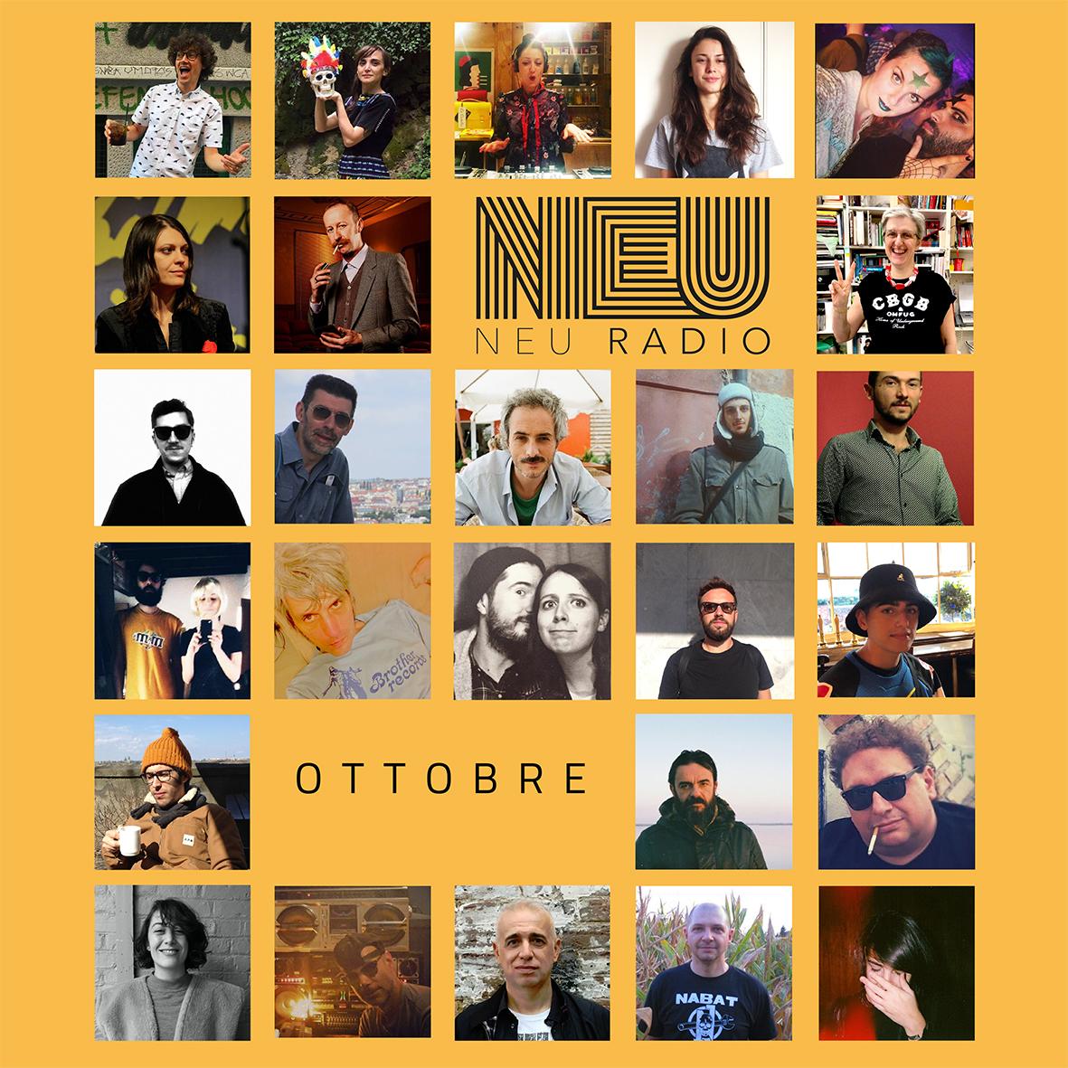 NEU RADIO – Ottobre