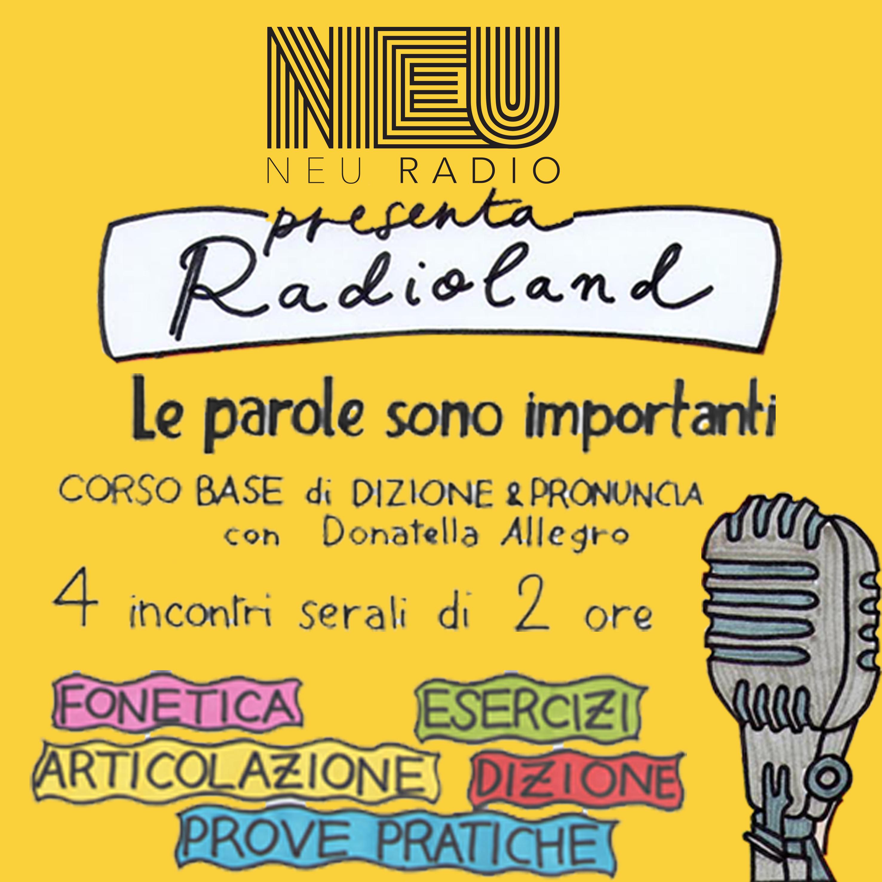 Radioland – I step: Le parole sono importanti